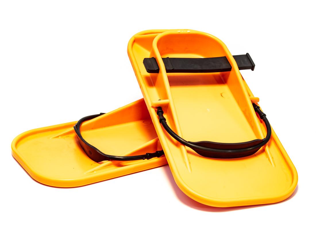 Buty posadzkarskie EB pomarańczowe